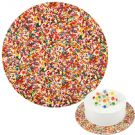 12 in. Sprinkles Cake Board